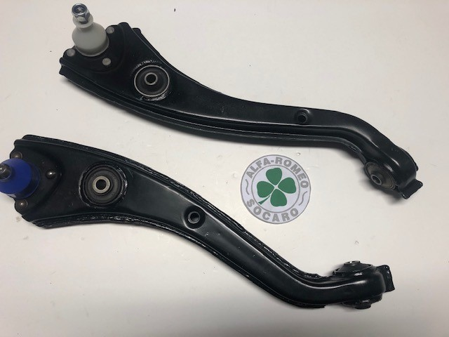bras suspension alfa romeo 33 60501401 60501402